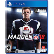 Madden NFL 18 For PlayStation 4 PS4 Football - EE702301