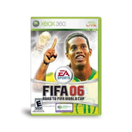 FIFA 2006 For Xbox 360 Soccer - EE702372