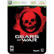 Gears Of War Limited Edition Xbox 360 For Xbox 360 Shooter - EE702454