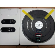 PS3 DJ Hero Glossy White Turntable Limited Edition For PlayStation 3 - EE702510