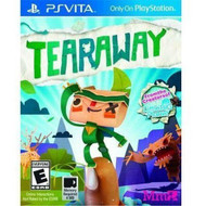 Tearaway Game For Ps Vita - EE702572