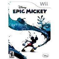 Disney Epic Mickey For Wii And Wii U - EE702592