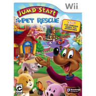 Jumpstart Pet Rescue For Wii - EE702659