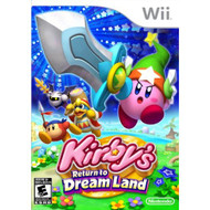 Kirby's Return To Dream Land For Wii - EE702704
