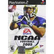 NCAA Football 2005 For PlayStation 2 PS2 - EE702937