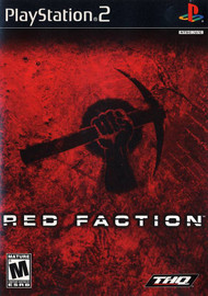 Red Faction For PlayStation 2 PS2 Shooter - EE702962