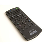 DVD Remote Control For PlayStation 2 PS2 Black - EE703020