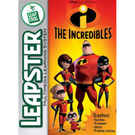 Leapfrog Leapster Educational Game: The Incredibles For Original - EE703059