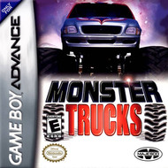 Monster Trucks GBA Gameboy Advance For GBA Gameboy Advance Racing - EE703094
