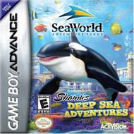 Seaworld Adventure Parks Shamu's Deep Sea Adventure Game Boy Advance - EE703103