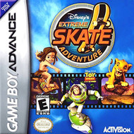 Disney's Extreme Skate Adventure For GBA Gameboy Advance Racing - EE703116