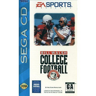 Bill Walsh College Football For Sega CD - EE703141