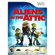 Aliens In The Attic For Wii - EE703187