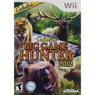 Cabela's Big Game Hunter 2012 SAS For Wii Shooter - EE703189