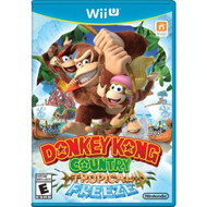 Donkey Kong Country Tropical Freeze For Wii U - EE703243