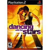 Dancing With The Stars Game For PlayStation 2 PS2 Music With Manual - EE703257
