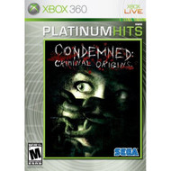 Condemned Criminal Origins For Xbox 360 - EE703308
