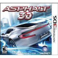 Asphalt 3D For 3DS Flight - EE703352