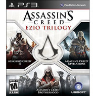 Assassin's Creed: Ezio Trilogy For PlayStation 3 PS3 - EE703373