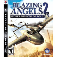 Blazing Angels 2: Secret Missions Of WWII For PlayStation 3 PS3 - EE703435