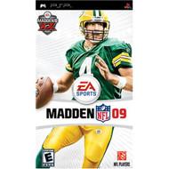 Madden NFL 09 Sony For PSP UMD Football - EE703462
