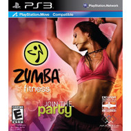 Zumba Fitness For PlayStation 3 PS3 - EE703488