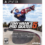Tony Hawk Pro Skater 5 Standard Edition For PlayStation 3 PS3 - EE703522