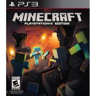 Minecraft For PlayStation 3 PS3 - EE703529