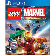 Lego Marvel Super Heroes For PlayStation 4 PS4 - EE703587