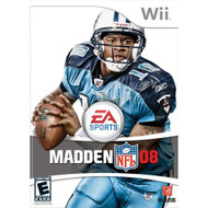 Madden NFL 08 For Wii And Wii U Football - EE703613
