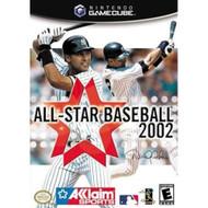 All-Star Baseball 2002 For GameCube - EE703622
