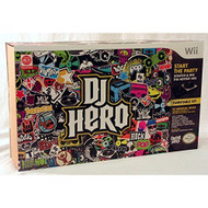 DJ Hero: Bundle With Turntable For Wii - EE703649