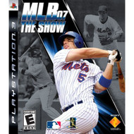 MLB 07: The Show For PlayStation 3 PS3 Baseball - EE703711