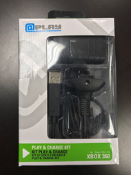 A Play Play And Charge Kit TTT099 For Xbox 360 - EE703725