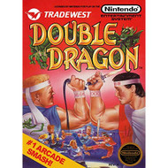 Double Dragon For Nintendo NES Vintage Fighting - EE703736