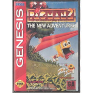 Pac Man 2: The New Adventures For Sega Genesis Vintage - EE703852