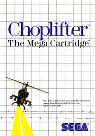 Choplifter System For Sega Master Vintage - EE703865
