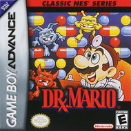 Dr Mario For GBA Gameboy Advance Puzzle - EE703874