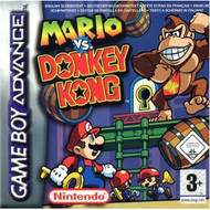 Mario Vs Donkey Kong For GBA Gameboy Advance - EE703878
