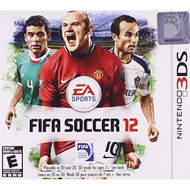 FIFA Soccer 12 Nintendo For 3DS - EE703933