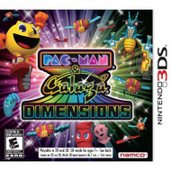 Pac-Man And Galaga Dimensions Nintendo For 3DS Arcade - EE703938
