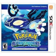 Pokemon Alpha Sapphire Nintendo For 3DS RPG - EE703937