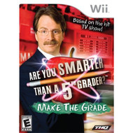 Are You Smarter Than A 5th Grader: Make The Grade For Wii Trivia - EE703984