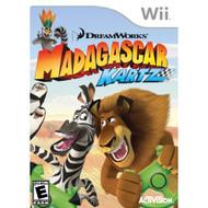 Madagascar Kartz For Wii And Wii U - EE703987