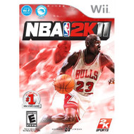 NBA 2K11 For Wii Basketball - EE704051