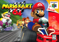 Authentic Mario Kart 64 Game For N64 - ZZ704140