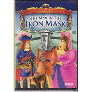 Classic Fables The Man In The Iron Mask On DVD - EE704201