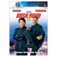 Rush Hour 2 2001 On DVD With Jackie Chan Comedy - EE704224