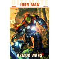 Ultimate Comics Iron Man: Armor Wars Book - EE704259