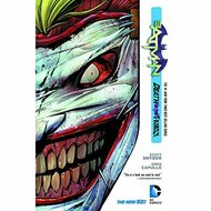 Batman Tp Vol 03 Death Of The Family N52 Comic Book - EE704326